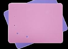 ΣΦΟΥΓΓΑΡΙ ΓΙΑ ΛΟΥΛΟΥΔΙΑ 238x180x14mm σετ 2 (κωδ. 0575)