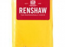 "Renshaw ""Decor-Ice Yellow 2.5Kg"" - ΖΑΧΑΡΟΠΑΣΤΑ ΚΙΤΡΙΝΗ 2,5Kg (κωδ. 1170)"