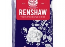 "Renshaw ""Flower & Modelling Paste"" - ΜΠΛΕ ΖΑΧΑΡΟΠΑΣΤΑ ΓΙΑ ΛΟΥΛΟΥΔΙΑ & ΦΙΓΟΥΡΕΣ (κωδ. 1192)"