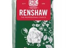 "Renshaw ""Flower & Modelling Paste"" - ΠΡΑΣΙΝΟ ΣΚ. ΖΑΧΑΡΟΠΑΣΤΑ ΓΙΑ ΛΟΥΛΟΥΔΙΑ & ΦΙΓΟΥΡΕΣ (κωδ. 1195)"