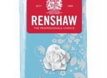 "Renshaw ""Flower & Modelling Paste"" - ΓΑΛΑΖΙΑ ΖΑΧΑΡΟΠΑΣΤΑ ΓΙΑ ΛΟΥΛΟΥΔΙΑ & ΦΙΓΟΥΡΕΣ (κωδ. 1198)"