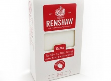 "Renshaw - ΖΑΧΑΡΟΠΑΣΤΑ EXTRA 1Kg ΛΕΥΚΗ MARSHMALLOW-""EXTRA Ready to Roll Icing White Marshmallow Flavor"" (κωδ. 1299)"