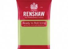 "Renshaw - ΖΑΧΑΡΟΠΑΣΤΑ 250gr ΠΡΑΣΙΝΟ ΠΑΣΤΕΛ - ""PASTEL GREEN Ready to Roll Icing"" (κωδ. 1309)"