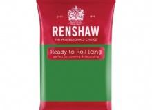 "Renshaw - ΖΑΧΑΡΟΠΑΣΤΑ PRO 250gr ΠΡΑΣΙΝΗ - ""GREEN Ready to Roll Icing"" (κωδ. 1336)"