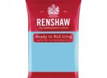 "Renshaw - ΖΑΧΑΡΟΠΑΣΤΑ PRO 250gr ΓΑΛΑΖΙΟ - ""BABY BLUE Ready to Roll Icing"" (κωδ. 1341)"