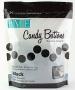 "PME ""Candy Buttons - Black vanilla flavoured"" - ΜΑΥΡΟ ΜΕ ΓΕΥΣΗ ΒΑΝΙΛΙΑΣ 284gr (κωδ. 601349)"