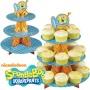 "Wilton ""SpongeBob SquarePants™ Cupcake Stand"" - ΣΤΑΝΤ ΜΠΟΜΠ ΣΦΟΥΓΓΑΡΑΚΗΣ (κωδ. 7600)"