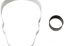 ". Wilton ""Halloween Skull & Eye Cutter"" - ΚΟΥΠΑΤ ΝΕΚΡΟΚΕΦΑΛΗ & ΜΑΤΙ 75x100mm (κωδ. 1562)"