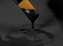 "Rainbow Dust ""Edible food paint Paint it BLACK"" - ΧΡΩΜΑ ΠΑΣΤΑ ΖΩΓΡΑΦΙΚΗΣ ΜΑΥΡΟ 25ml (κωδ. 1850)"