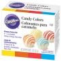 "Wilton ""Primary Candy Colors Set"" ΧΡΩΜΑΤΑ CANDY ΣΕΤ 4 (κωδ. 6010)"
