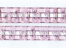 """fmm """"Tappits - Small Alphabet cutter set"""" - ΚΟΥΠΑΤ TAPPITS ΑΛΦΑΒΗΤΟ ΜΙΚΡΑ ΓΡΑΜ. (κωδ. 3014)"""