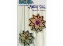 """PME """"Lollipop Sticks 6 in"""" - ΒΕΡΓΕΣ ΓΙΑ ΓΛΥΦΙΤΖΟΥΡΙΑ 15,2cm σετ 35 (κωδ. 3062)"""