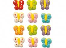 "Decora ""Sugar Decorations BUTERFLIES"" - ΖΑΧΑΡΩΤΑ ΠΕΤΑΛΟΥΔΕΣ σετ 12 (κωδ. 3201)"