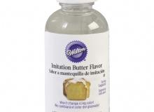 ". Wilton ""Imitation Butter Flavor"" - ΑΡΩΜΑ ΒΟΥΤΥΡΟΥ 59ml (κωδ. 5015)"