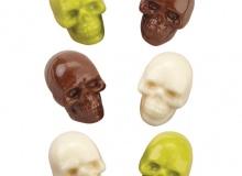 ". Wilton ""Halloween Skulls Candy Mold"" - ΚΑΛΟΥΠΙ CANDY ΝΕΚΡΟΚΕΦΑΛΗ 6 θέσεις 1 σχέδιο (κωδ. 5730)"