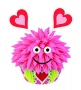 "! Wilton ""Valentine Cupcake Decorating Kit"" - ΘΗΚΕΣ ΨΗΣΙΜΑΤΟΣ ΜΕ ΠΙΚΣ σετ 24 (κωδ. 7331)"