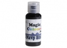 """Magic Colours """"Navy Blue"""" - ΧΡΩΜΑ ΠΑΣΤΑ ΜΠΛΕ ΣΚΟΥΡΟ 32gr (κωδ. CD1812)"""