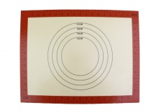 ΑΝΤΙΚΟΛΛΗΤΙΚΗ ΕΠΙΦΑΝΕΙΑ ΕΡΓΑΣΙΑΣ ΣΙΛΙΚΟΝΗΣ (Measuring Mat) 30x39,5cm (κωδ. 9410)